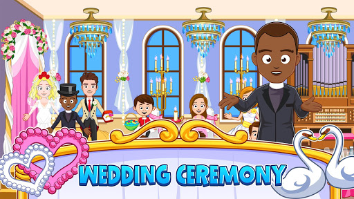 My Town : Wedding Bride Game for Girls apkdebit screenshots 4