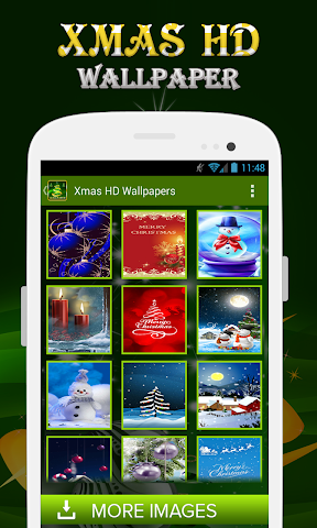 android Xmas HD Wallpapers Free Screenshot 1