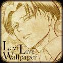 Attack on titan-LEVI-LWP icon