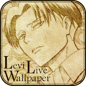 Attack on titan-LEVI-LWP