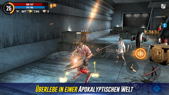 Dark Prison: PVP Survival Action Game Screenshot