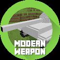 Modern Guns & Weapons Mod icon