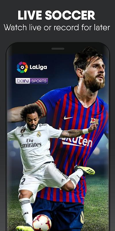 fuboTV: Watch Live Sports & TV screenshots