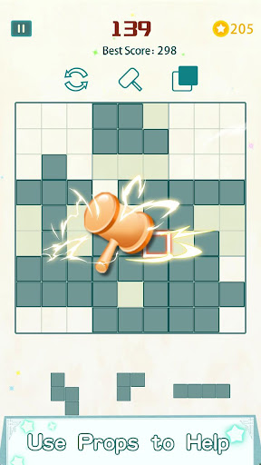 SudoCube - Jigsaw block puzzle game apkslow screenshots 5
