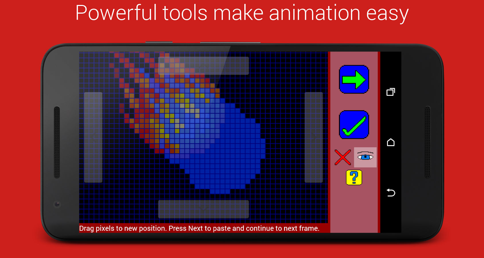 Pixel Animation Studio MP4 GIF – Screenshot