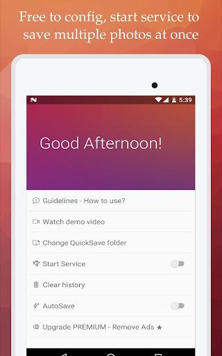 QuickSave for Instagram 2.2.7 screenshots 9