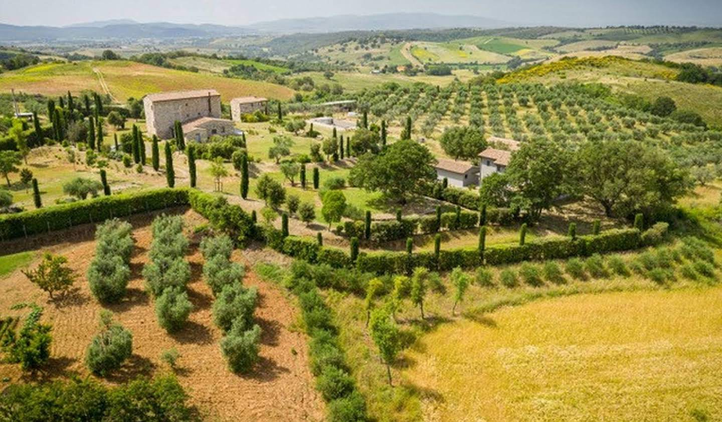 Villa with garden and terrace Magliano in Toscana