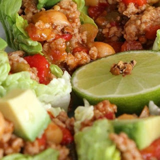 Spicy Chipotle Lettuce Wraps