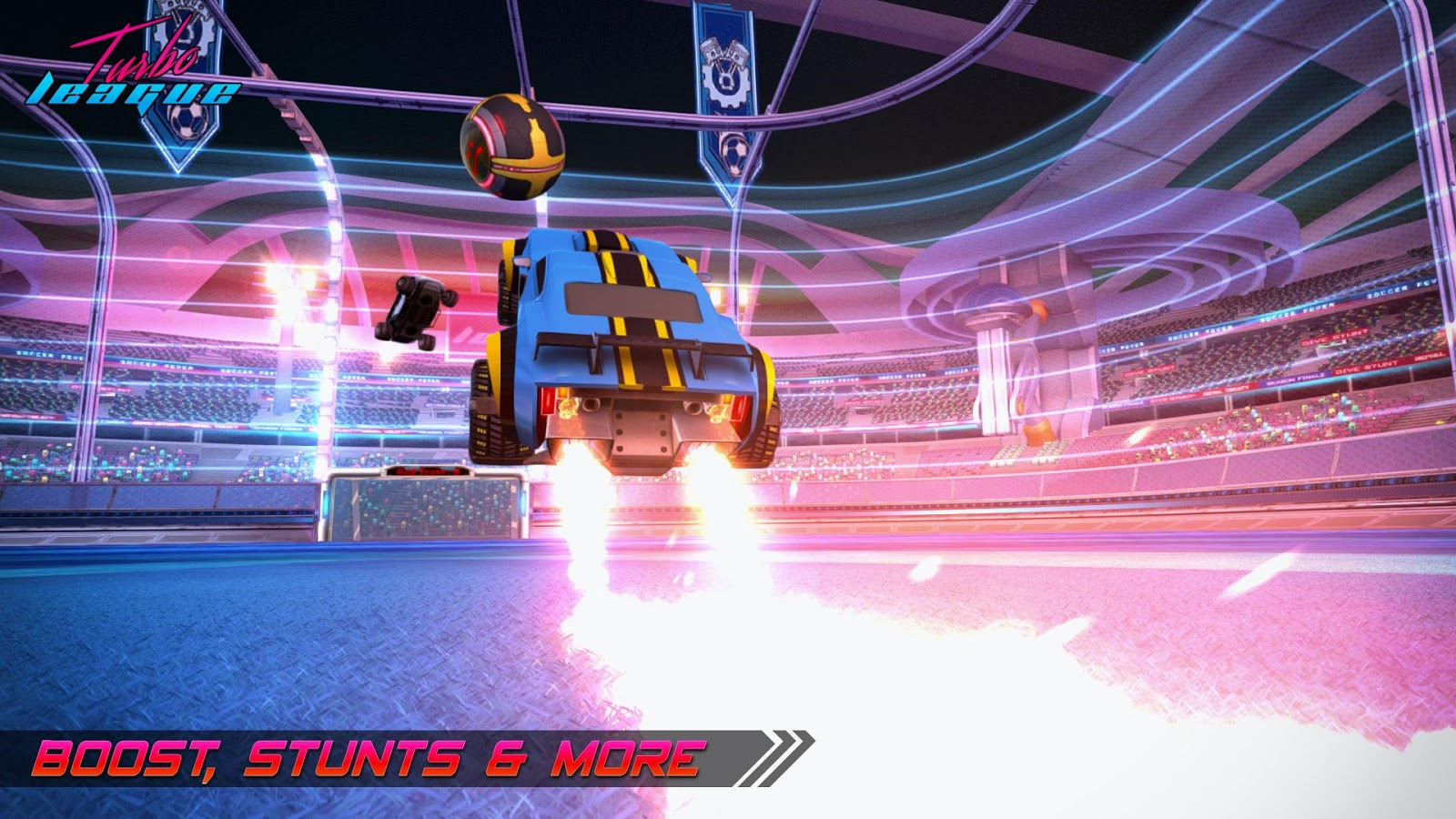 Turbo League- screenshot