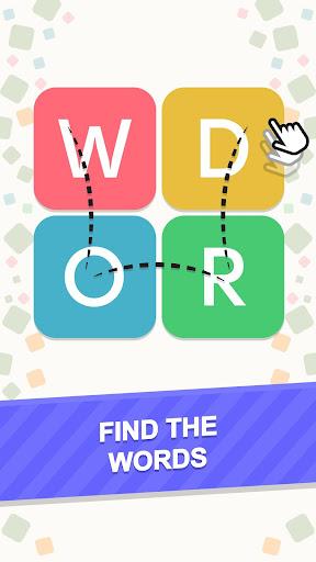 Word Search - Mind Fitness App screenshot 1