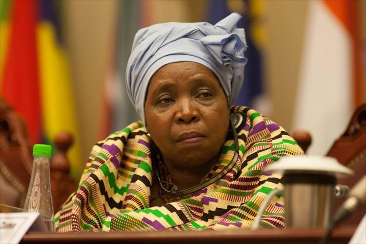 Cogta minister Nkosazana Dlamini-Zuma is sticking to his guns when it comes to the banning of trading cigarettes under lockdown.