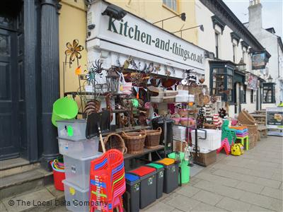 Kitchen & Things on High Street - Kitchenware in Newmarket ...