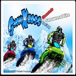 Snowmobile Mountain Racing SX Icon