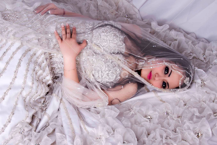 by Gabriel John Rimando - Wedding Bride
