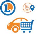 LeclercDrive & LeclercChezMoi icon