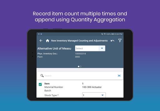 mInventory - Mobile Inventory & WM Solution 7.4.0 build 486 screenshots 11