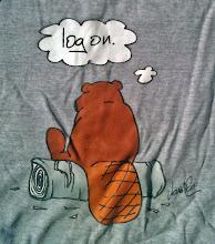 Photo: Tshirt: Log On