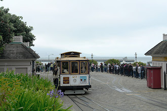 Photo: Endstation Cable Car