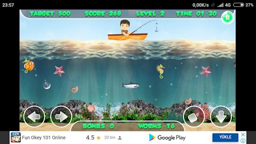 Play Fishing Game 1.0.3 screenshots 2