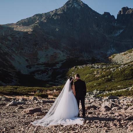 Wedding photographer Fabian Stępień (Fabex). Photo of 10.01.2018