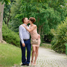 Wedding photographer Yuliya Sidorova (yulia). Photo of 05.09.2017