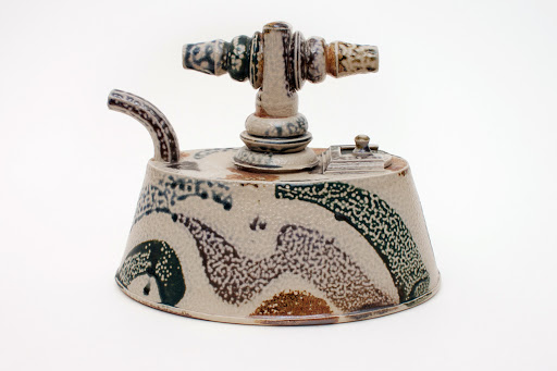 Peter Meanley Ceramic Tea Pot 14