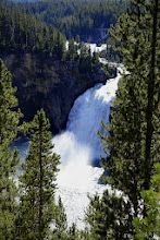 Photo: Upper Falls in the Grand Canyon