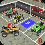 ATV Quad Bike Parking games Icon