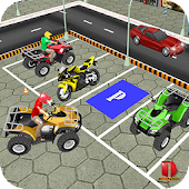 ATV Quad Bike Parking games