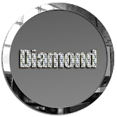 Diamonds Round Icon Pack