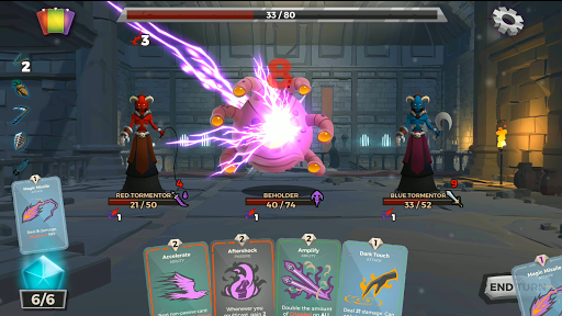 Dungeon Tales: RPG Card Game & Roguelike Battles Apk 2