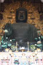 Photo: Big Budda, hes about 3 stories tall