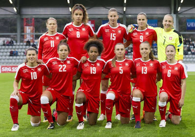 Zwitserland in crisis voor match tegen België? Eseosa Aigbogun geeft het antwoord