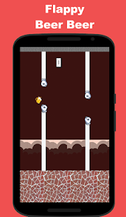 Flappy Beer Beer- screenshot thumbnail