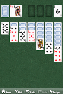 Astraware Solitaire Screenshot