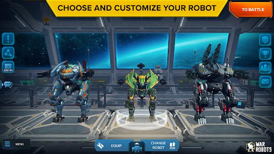 War Robots MOD Apk 5.2.1 (Inactive Bots) 7