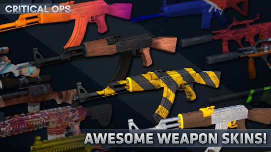 Critical Ops (Mod, Unlimited Bullets) 2