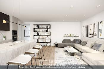 Appartement 4 pièces 59,79 m2