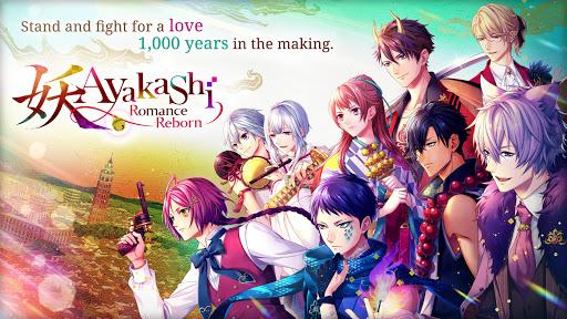 Ayakashi: Romance Reborn - Supernatural Otome Game filehippodl screenshot 1