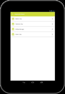 SMSLegal ready messages. - screenshot thumbnail
