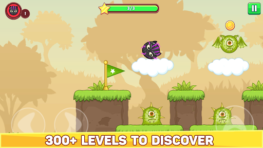 Bounce Ball 5 - Red Jump Ball Hero Adventure filehippodl screenshot 7