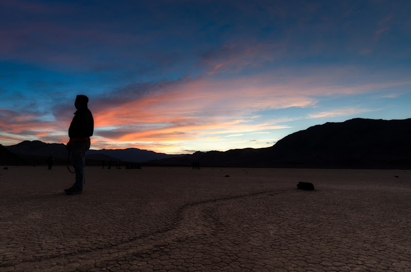 Photo: In the beginning Death Valley, CA. 2011.  Sometimes you have to go back to where it all begun, sometimes you have to go back to the source. No expectations, no schedules, no plan. Just me, my camera, and the desert.