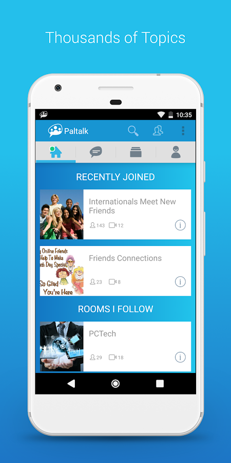 Paltalk - Free Video Chat- screenshot