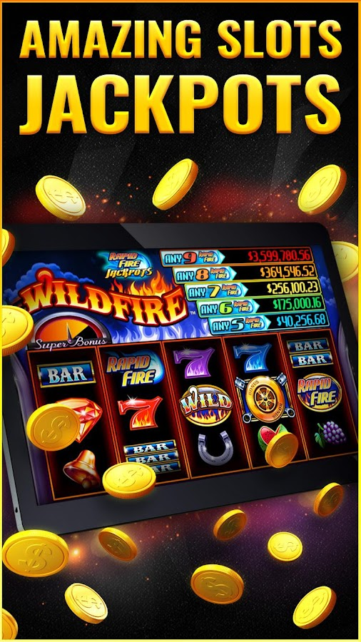 Slots Free Casino House of Fun- screenshot