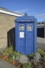 Photo: You don't see many of these now. This one is outside Wetherby Police Station.