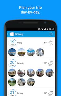 Tripomatic Trip Planner- screenshot thumbnail