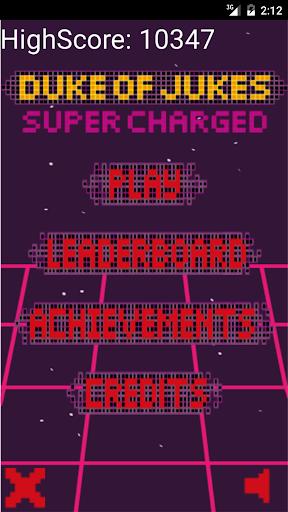 Duke of Jukes - Super Charged