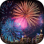 Fireworks 2018 Icon