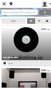 Studiotime screenshot 1