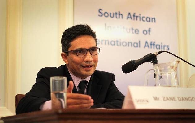 Former Director General of the Social Development department Zane Dangor. Picture: SAIIA